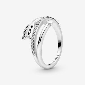 Pandora Wrap-Around Arrow Ring